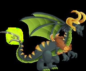 imagen del dragon loki adulto