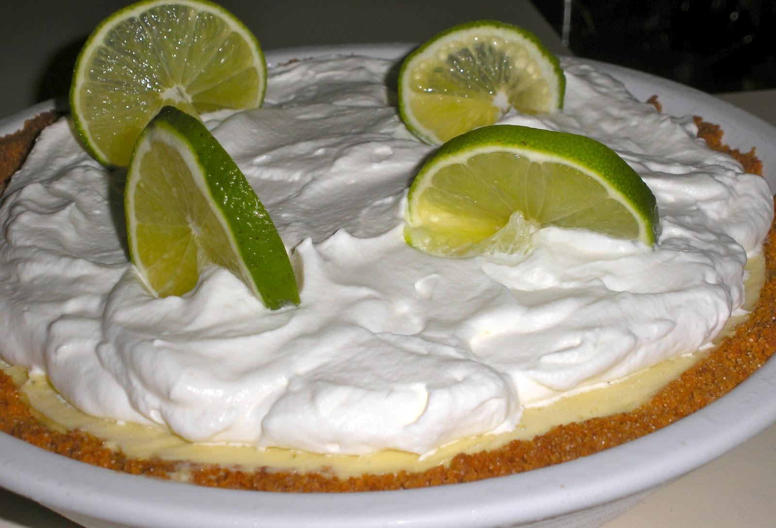 Frozen Key Lime Pie | D.M.R. Fine Foods