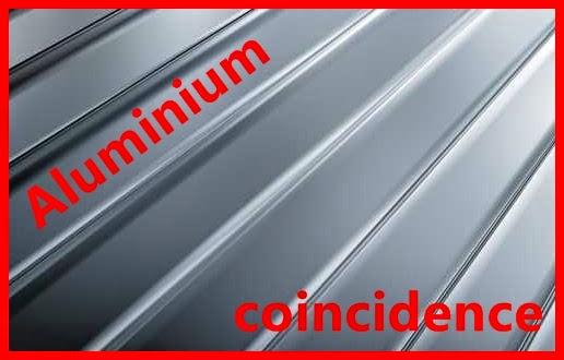 Aluminium coincidence