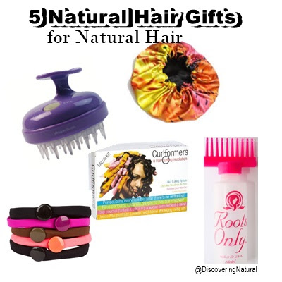5 NATURAL HAIR GIFT IDEAS
