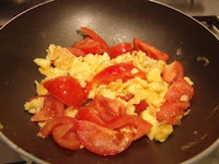 egg and tomato Chinese recipe