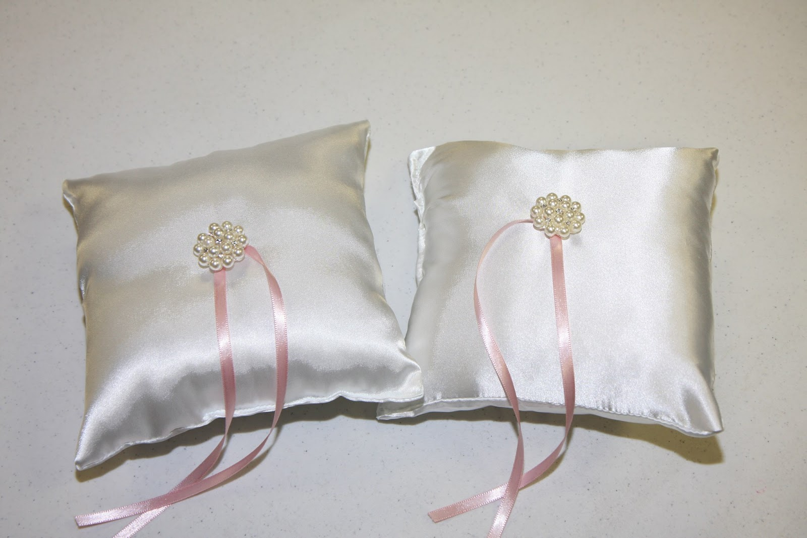 Lyndis Projects Ring Bearer Pillow Sew Your Own