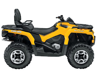 2013 Can-Am Outlander MAX DPS 650 ATV pictures 2