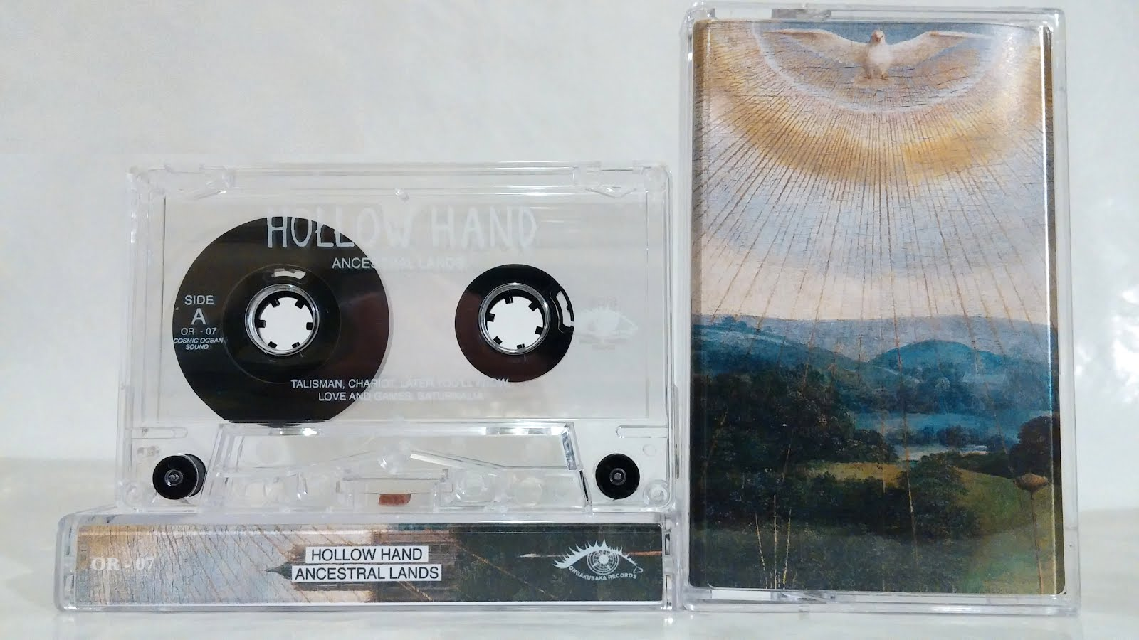 Hollow Hand - Ancestral Lands
