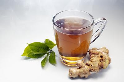 Zencefil çayı gribe karşı size yardımcı olur.