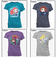 Camisetas Hot Topic Chica