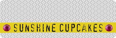 Sunshine Cupcakes!