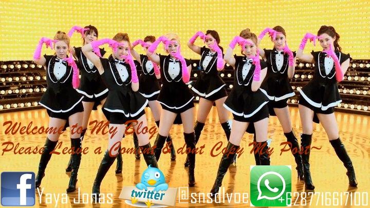 소녀시대 Fan Blog