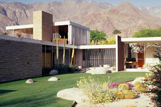 Arquitectos Neutra - Casa Kaufmann em Califórnia - Palm Springs