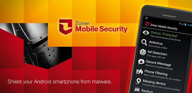 Zoner Mobile Security v1.0.3 APK