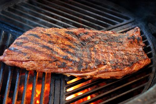Spinalis Dorsi - Beef cap steak — Big Green Egg - EGGhead Forum ...