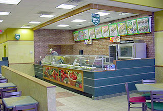 Cinco espacios comerciales ideales para iluminaci n led for Fachadas de locales de comida rapida