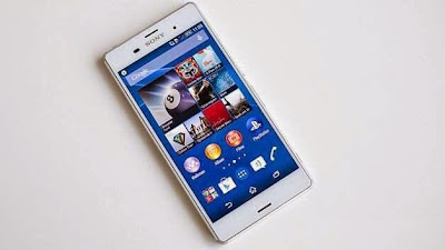 New Phones in 2015 Sony Xperia Z3