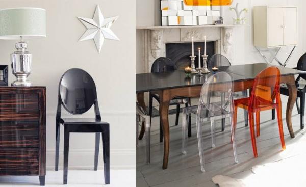 ma d co munich et ailleurs vu paris les chaises kartell. Black Bedroom Furniture Sets. Home Design Ideas