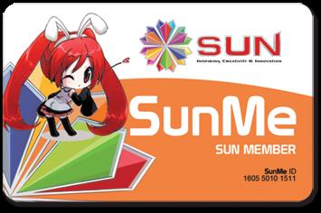 SUNME CARD