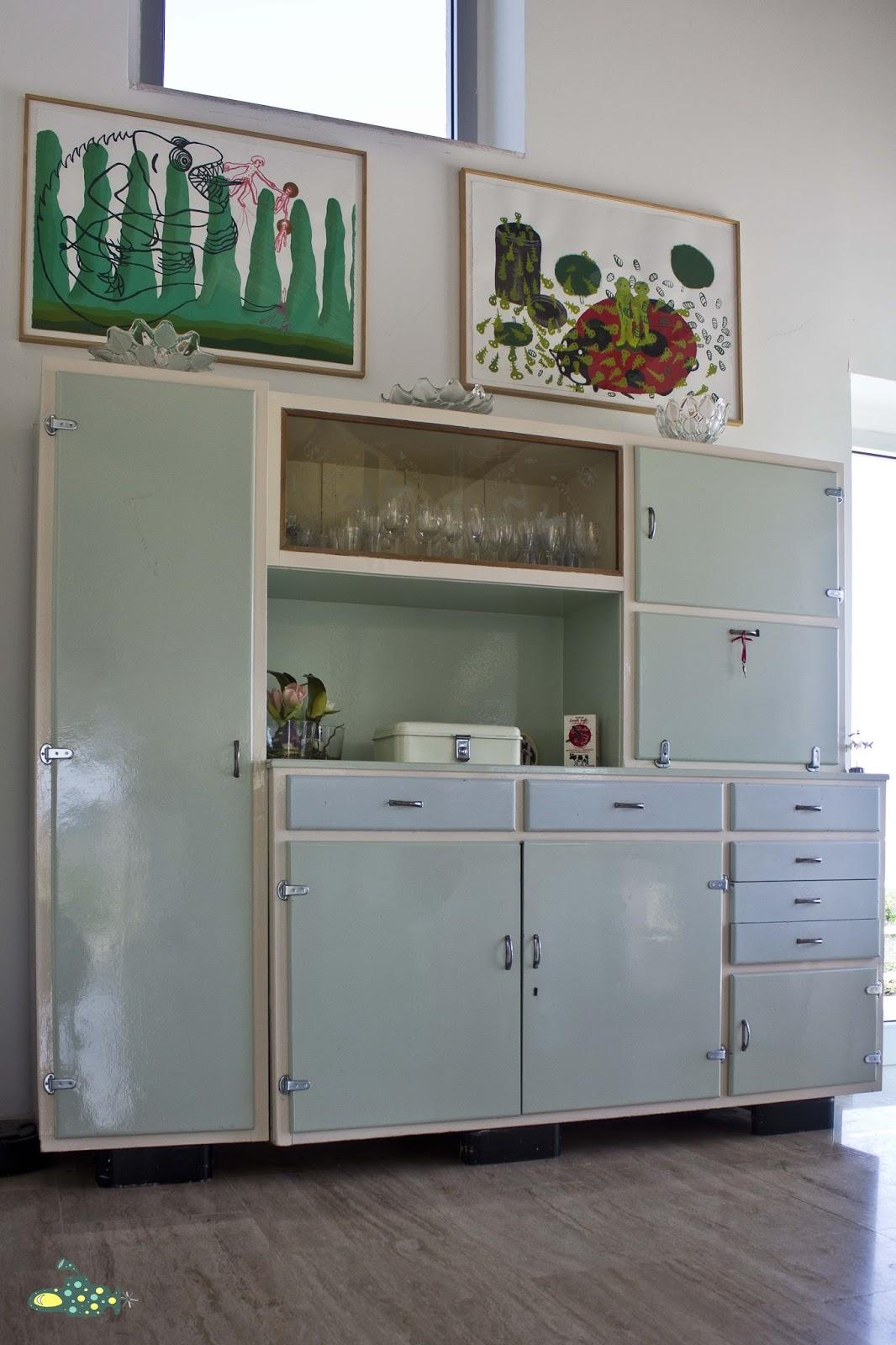 Stunning Cucina Vintage Anni 50 Ideas - Ideas & Design 2017 ...