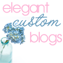 Blog Design by &#39;Elegant Custom Blogs&#39;