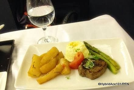 philippine airlines food