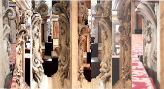 I profili delle decorazioni, dalla n.1 alla n.8