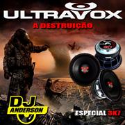 Ultravox Alto Falantes (A Destruição) - Dj Anderson