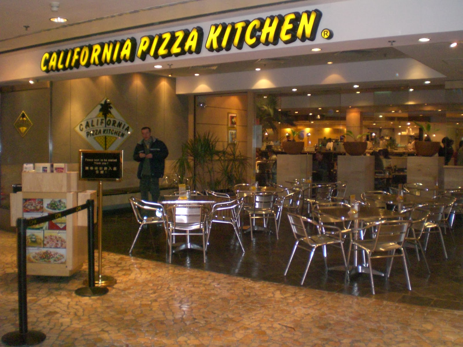 today s ve arian beyond rabbit food california pizza kitchen