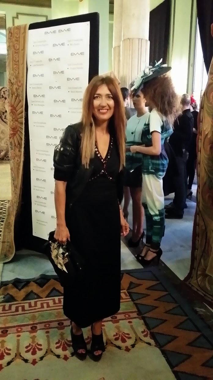 Carmen Hummer,Style Award, Salón Varsovia, XXX Edición de los Premios Nacionales a la Moda para Jovenes Diseñadores, Circulo de Bellas Artes, Ande