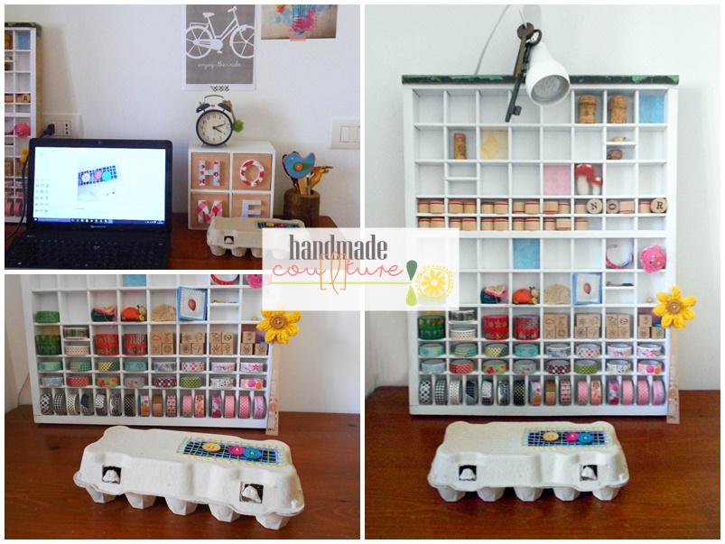 Organizer Ufficio Fai Da Te : Scrivania fai da te. free cool scrivania vintage le civette sul com