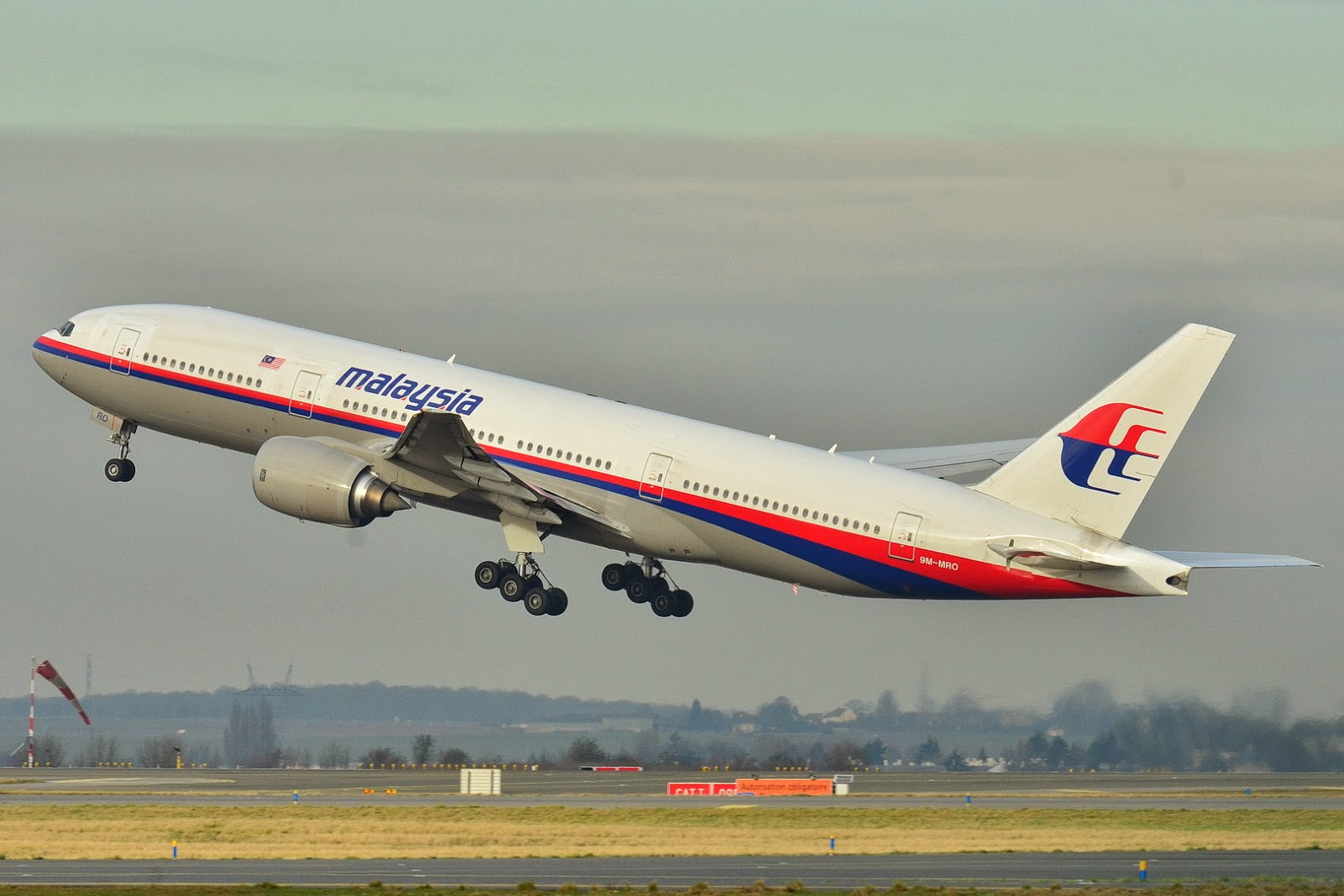 Malaysia Airlines Flight 370 (MH370/MAS370)