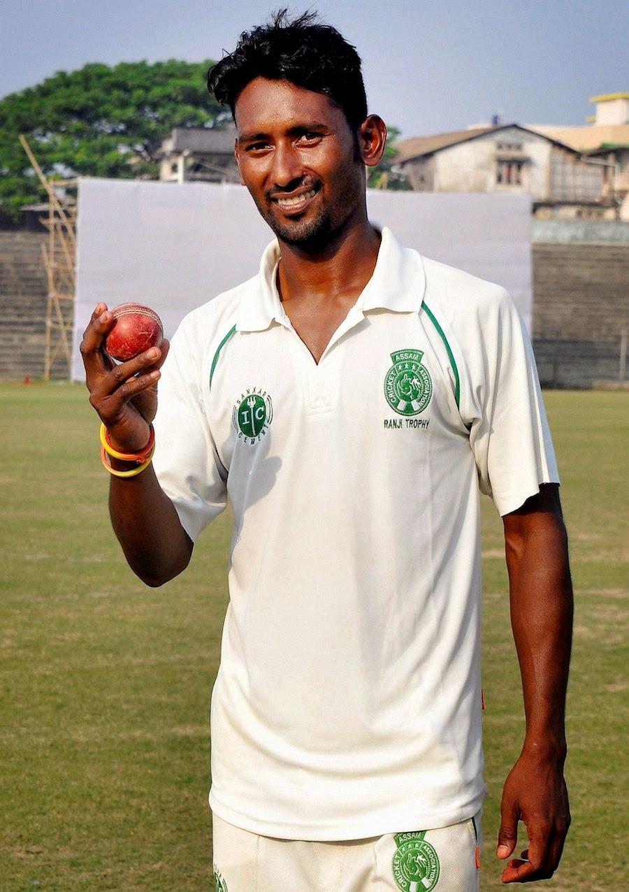 Krishna-Das-seven-wickets-Assam-v-Tripura-Ranji-Trophy-2014-15