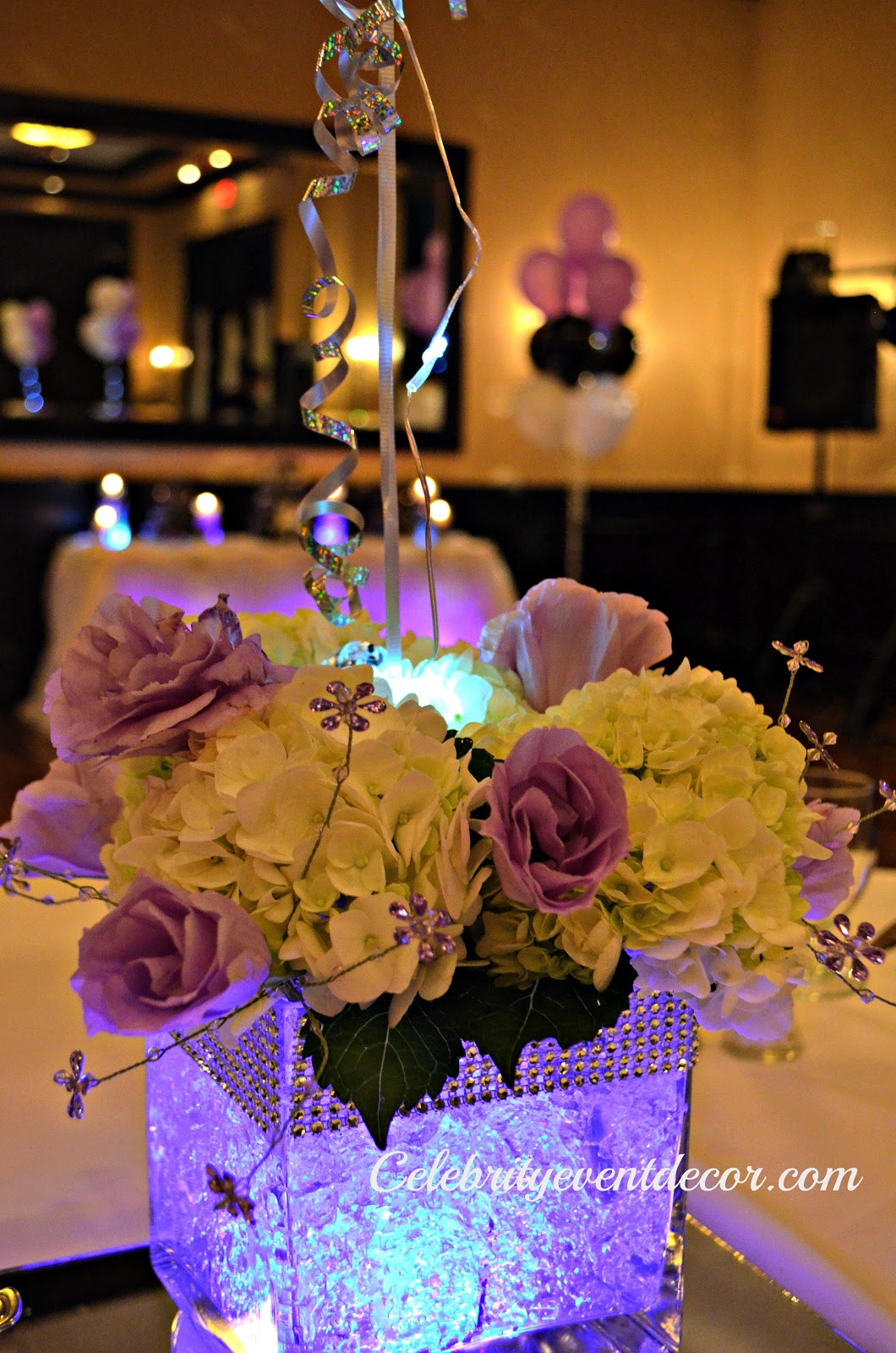 Sweet 16 Table Decoration Ideas table centerpiece ideas for sweet 16 party sweet 16 table decorations table designs quinceanera table Tuesday October 23 2012 Sweet 16 Decorations