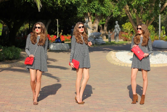 looks_outfits_leopard_prints_estampados_rayas_salones_botines_slipper_bolso_rojo_vestidos_asos_angicupcakes01