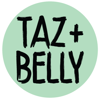 taz + belly