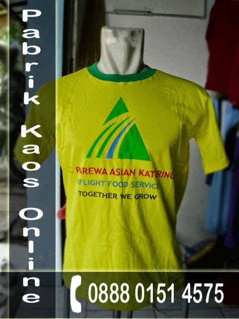 Kaos Oblong, Jual Kaos Online Murah,Pesan Kaos Online Surabaya,Pesan Kaos Online Desain Sendiri