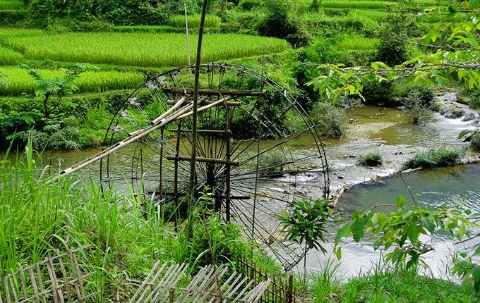 Trekking Pu Luong nature reserve 2