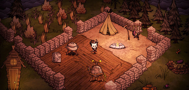 Dont Starve PS4 Patch Notes