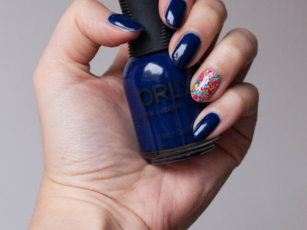 Beauty: Orly Turn it Up and Midnight Show review