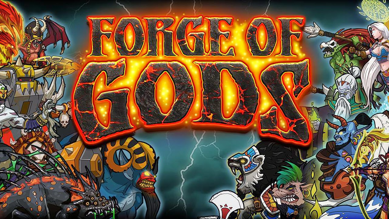Forge of Gods (RPG) Gameplay IOS / Android