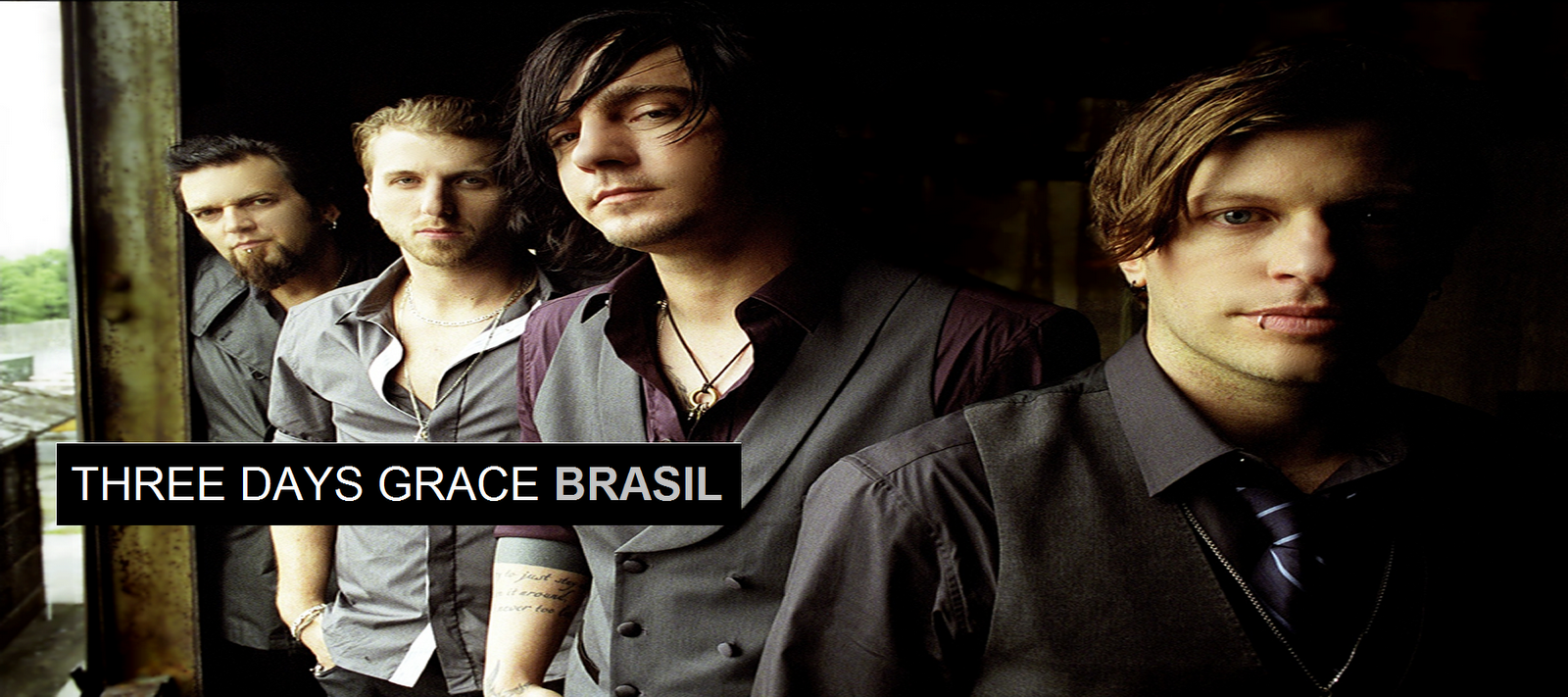 Three Days Grace Brasil