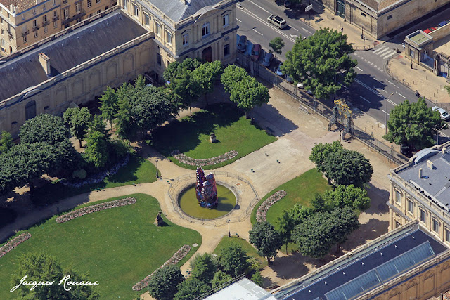 Bordeaux photo a rienne la france vue du ciel for Au jardin des gourmets