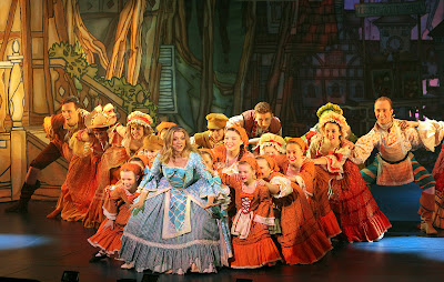 Cinderella Production shot by Barry Rivett