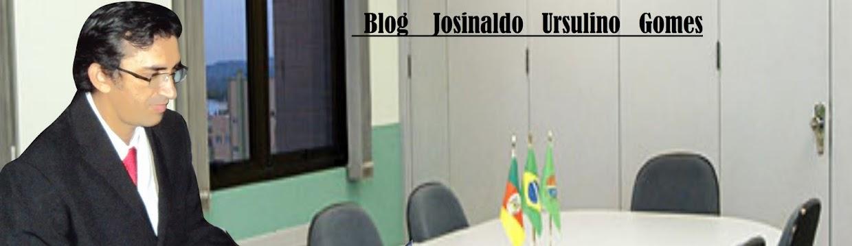 Josinaldo Ursulino Gomes