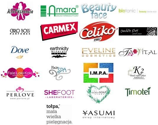 firmy sponsorujące spotkanie blogerek