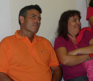 Antonio y Angela