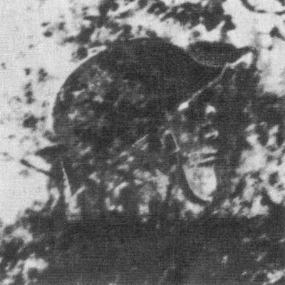 Siluet prajurit Ceko