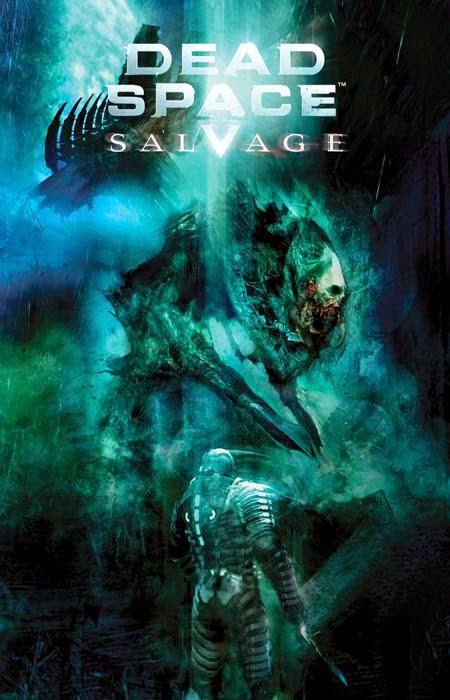 Dead space salvage copertina