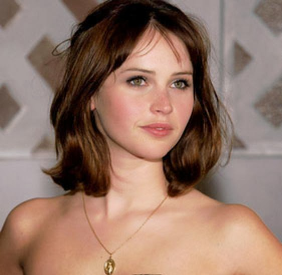 English Actress Felicity Jones New Photo Album