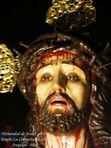Martes Santo - Justo Juez - Templo La Compañía