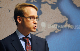 Dr Jens Weidmann, Presidente del Bundesbank, via Wikimedia Commons