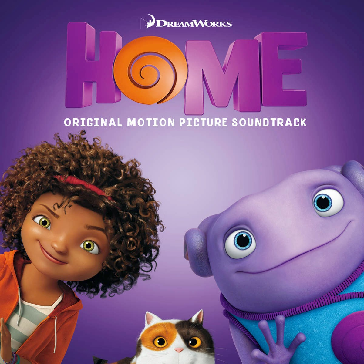 Various Artists - Home (Original Motion Picture Soundtrack) Cover