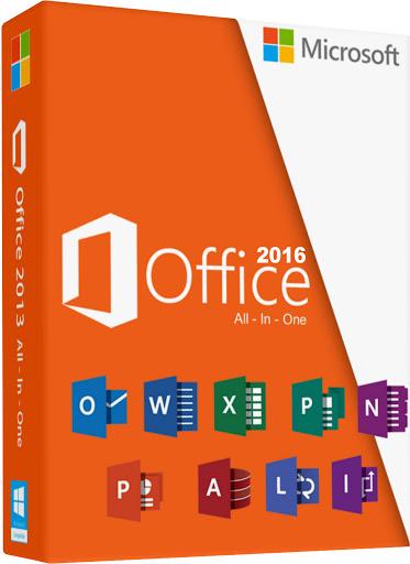 Microsoft Office 2016 Professional Plus + Visio Pro + Project Pro 16.0.4591.1000 RePack by KpoJIuK (2017.12) [Multi/Ru]